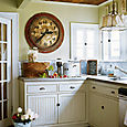 Heather's Kitchen as seen in Cottage Living
