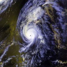Hurricane iniki 92