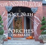 Porches on parade button