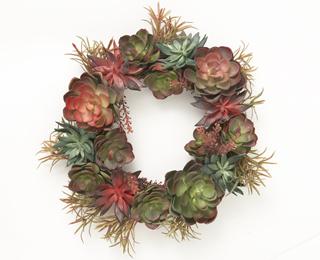 Cactus wreath sandh