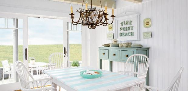 Coastal living marine room