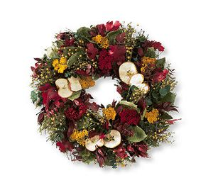 Woodland wreath from llbean