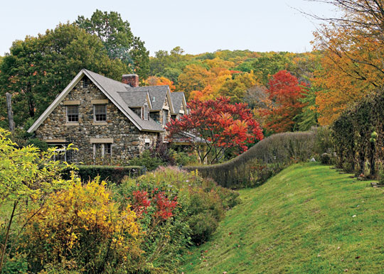 Fall cottage from CL