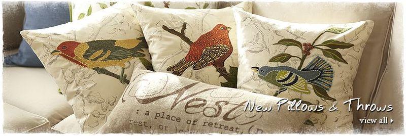 Nest pillow