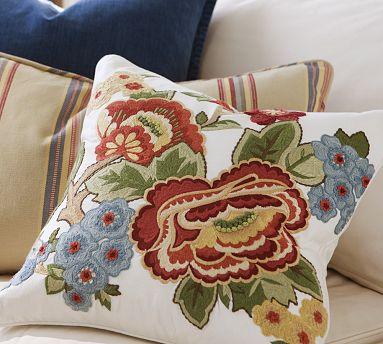 Krewel pillow from PB