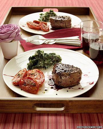 MS  Steak
