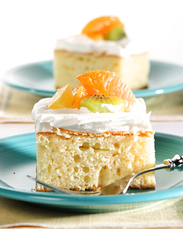 MS Tres Leches cake