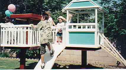 Girls playhouse 1