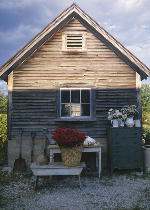 Garden shed from CH