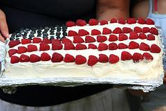 MY MS Flag cake