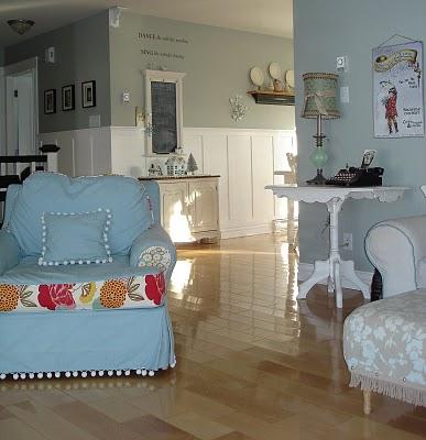 Linda's hardwood floors