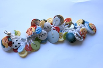 Dick and jane bracelet