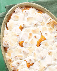 Sweet potatoe cassereole
