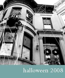Brookly limestone haunted house