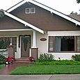 Craftsman Bungalow..in Whittier, Calif