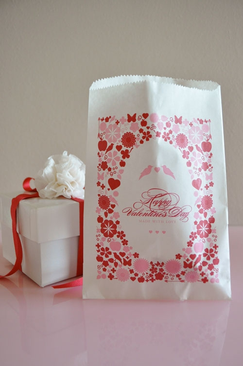 Vday bag from twig and thistle