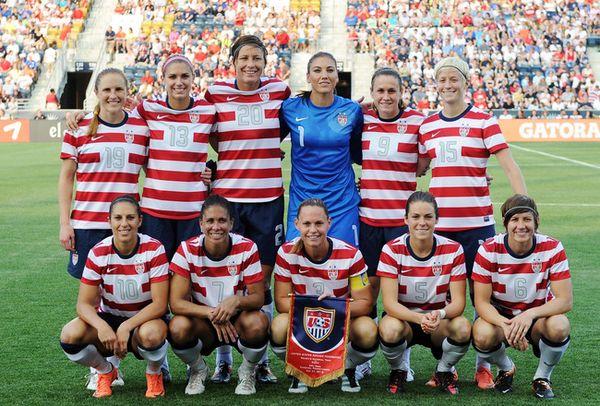 USA womens team