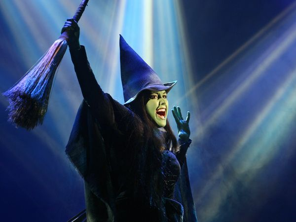 Wicked witch of wicked