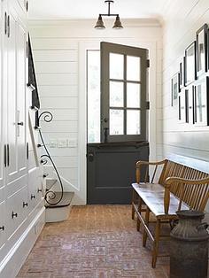 Dutch door 1