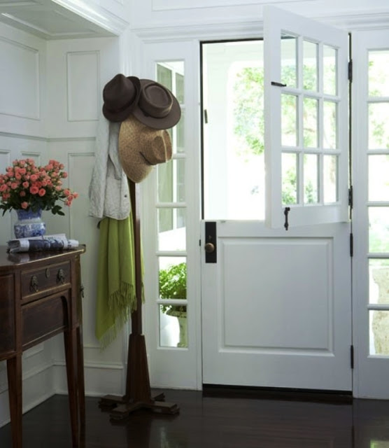 Dutch door 15
