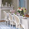 Carrie Raphael's dining table
