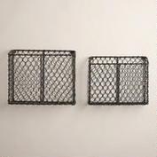 WM wire baskets