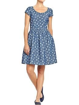 Old navy cham dress