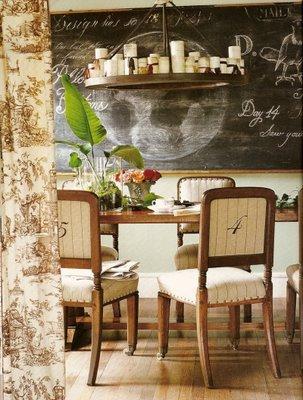 Heather chadduck dining room