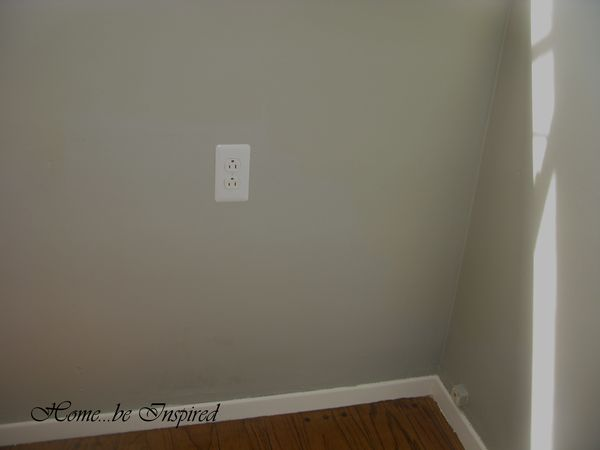 Outlet wall