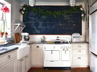 Heather's Chadduck kitchen