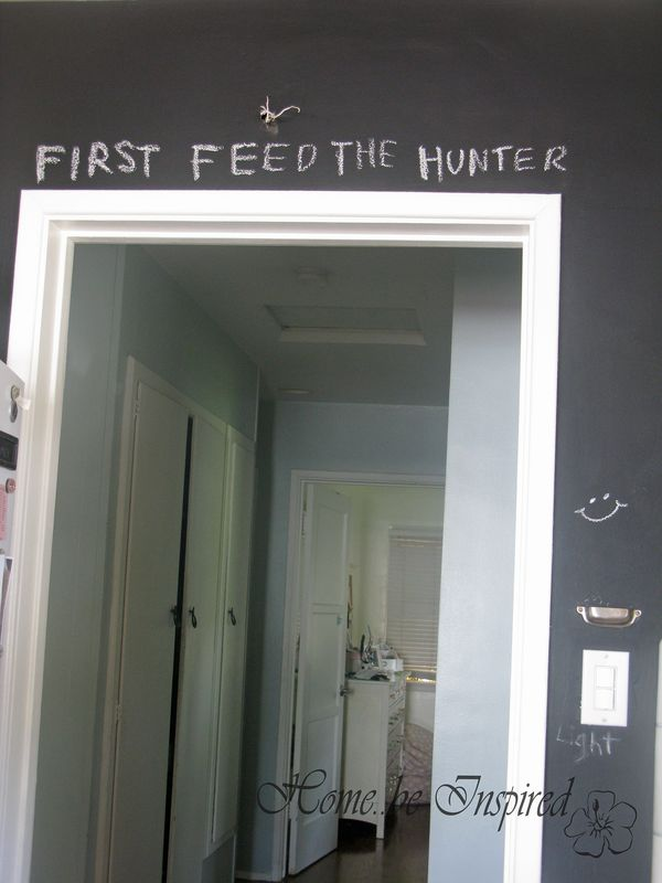 Feed the hunter