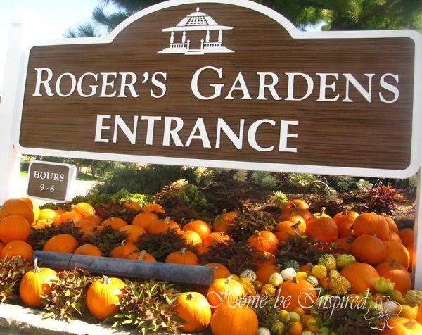 Rogers' gardens
