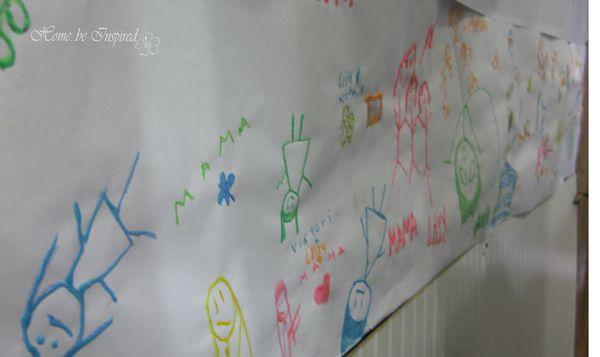 Mama drawings