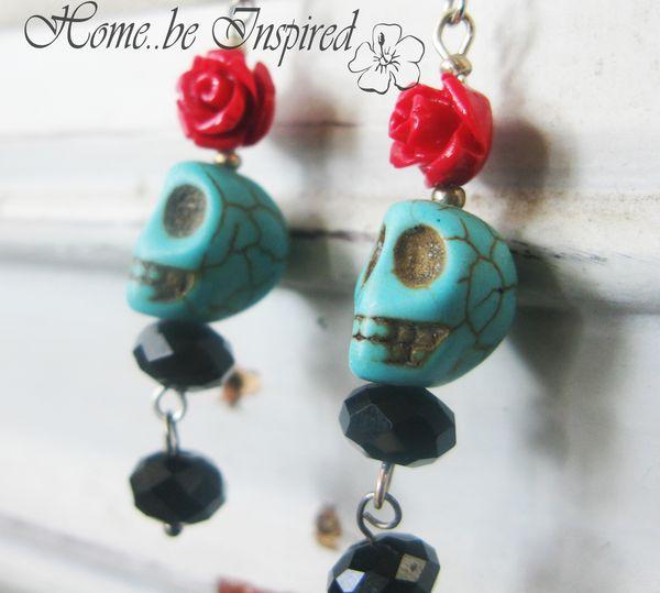 El dia earrings