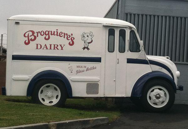 Broguieres truck