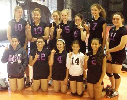 Volleyball tourn #1
