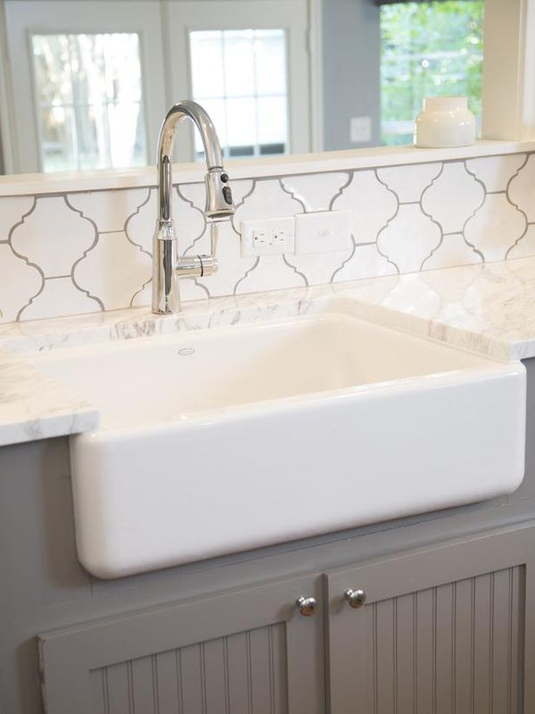 Gaines farmhouse sink
