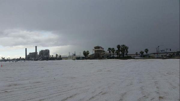 HB hail storm