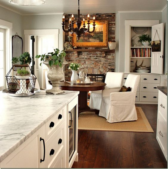 White kitchen 9