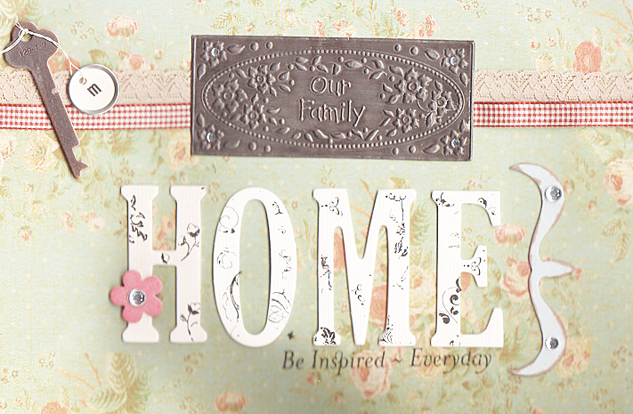 Home Be inspired banner