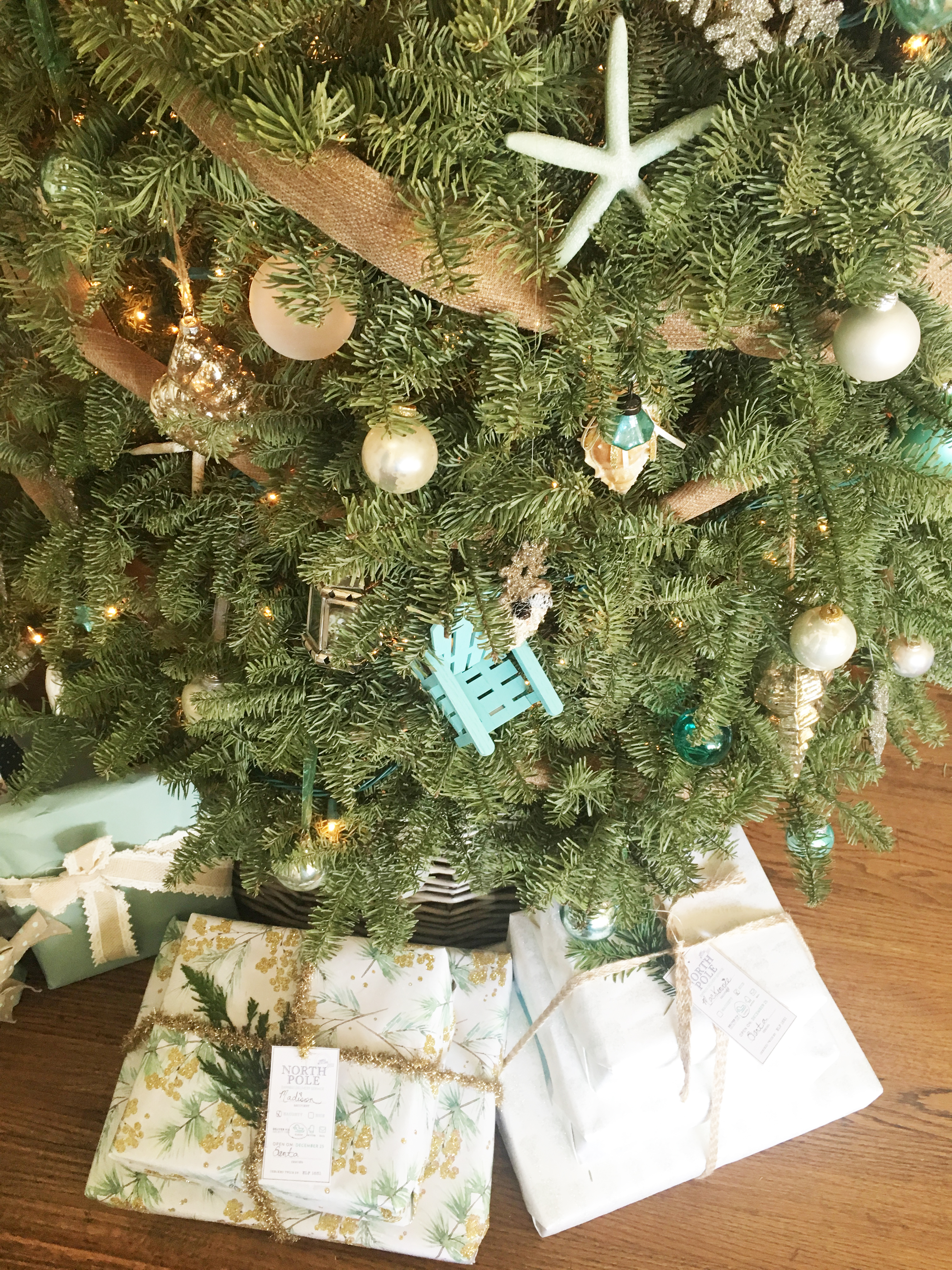 Coastal Christmas (Home...be Inspired)