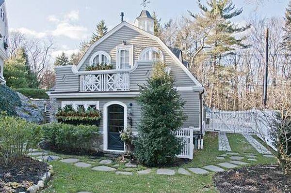 Bliss cottage via BNOTP