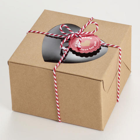 Wm heart gift boxes
