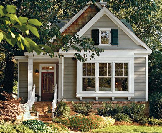 Griege paint cottage