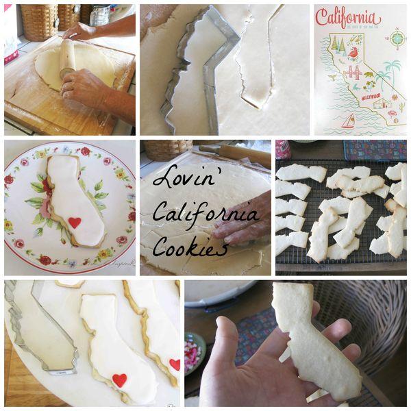 Calif cookies lovin'