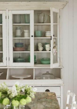 Chippy Cabinet via Atlanta Bartlett