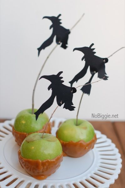 Witches apples