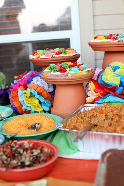 Cinco de mayo buffet from Jojo