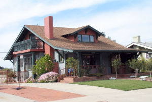 Craftsman House