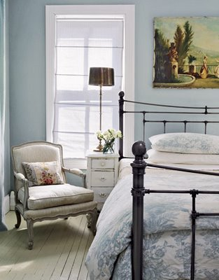 carrie raphael bedroom